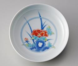 11cm深皿−鍋島五種絵変わり